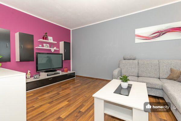 Obývací pokoj a TV