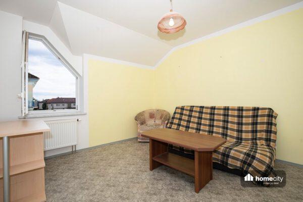 Obývací pokoj s gaučem