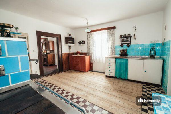 Druhý pohled na kuchyň