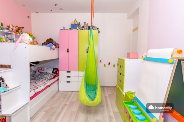 Dětský pokoj z druhého pohledu
