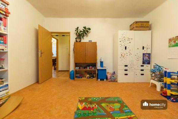 Dětský pokoj s hračkami
