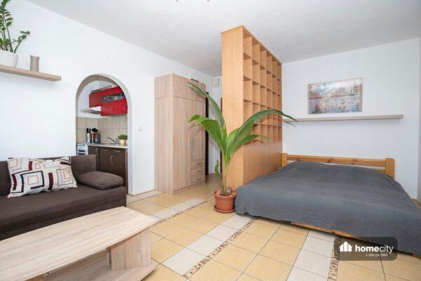Spací část bytu