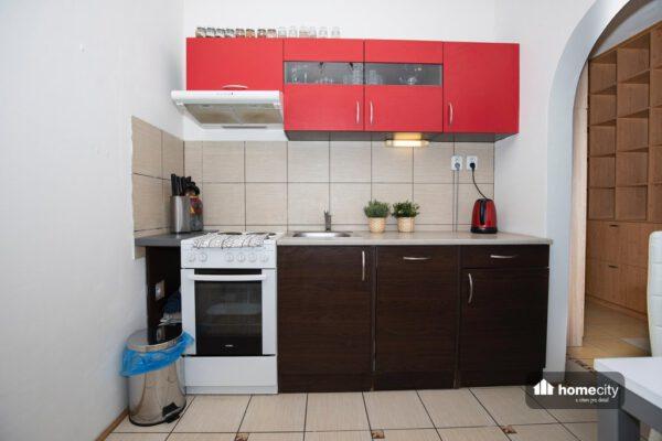 Sektorová kuchyňská lika