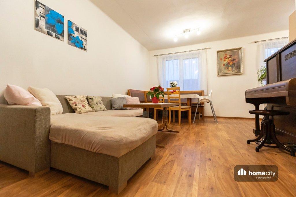 Obývací pokoj a klavír