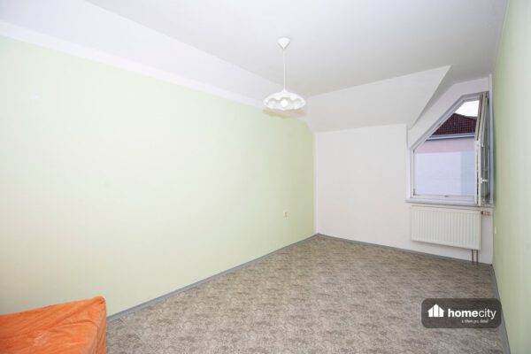 Fotografie prázdného pokoje