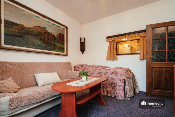 Obývací pokoj druhý pohled