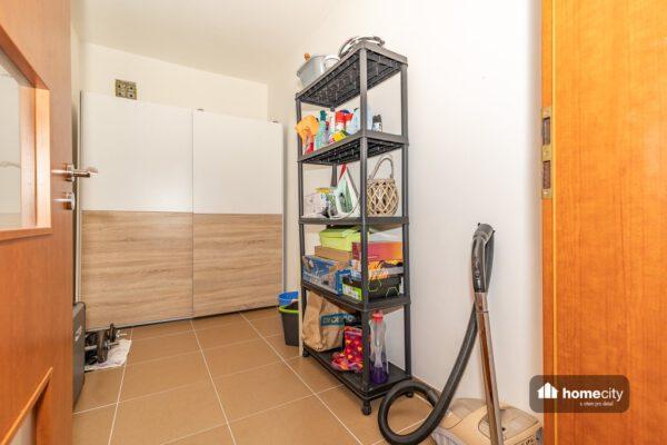 Technická místnost a skříň