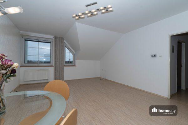 Fotografie obývacího pokoje roh