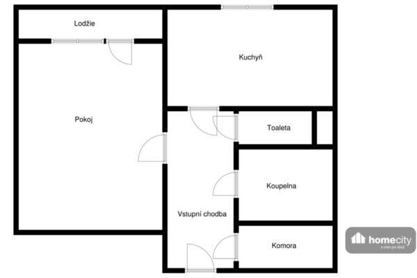 Plán bytu
