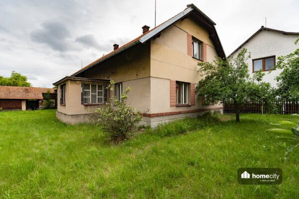 Fotografie domu k prodeji